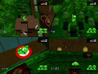 Screenshot Thumbnail / Media File 1 for Frogger [NTSC-U]